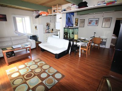 Photo for Pacific Beach Clean Relaxing Flat-1BR, Sleeps 5, 1 Mi. To Ocean/half Mile To Bay