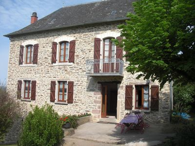 Photo for HOLIDAY RENTALS GITE 3 EPIS 10 PERS