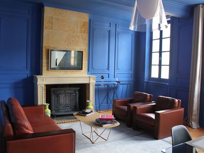 Photo for 3 bedroom guest house in the heart of Saint-Emilion