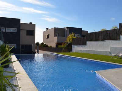 Photo for MAGNIFICENT HOUSE WITH FANTASTIC PRIVATE POOL IDEAL FAMILIES