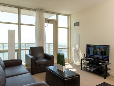 Mariner Terrace - Apt #1: Entirely furnished with gorgeous lake view