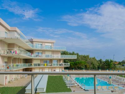 Photo for Apartment Sabbia & Mare in Rosolina Mare - 8 persons, 3 bedrooms