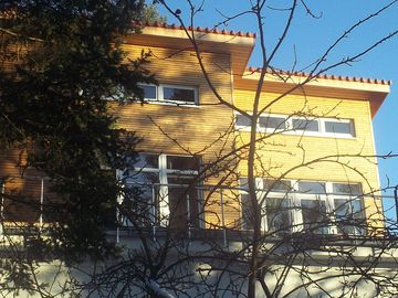 Wood penthouse in the countryside, near Wannsee, in 25 min. In the City  - Einzimmerwohnung