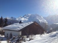 Lovely Chalet with an unbeatable view of Mont Blanc
