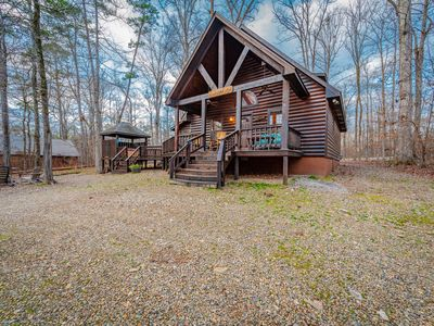 Photo for Deep in the hardwoods near the end of Timber Creek Trail, you will discover this