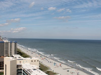 Photo for BOOKING SPECIAL**Sand Dunes NorthTower 3BD/3BA w/Huge Wraparound Balcony