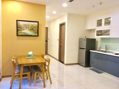 Photo for New Luxury Apartmet HCM - 1BR Free Gym&Pool