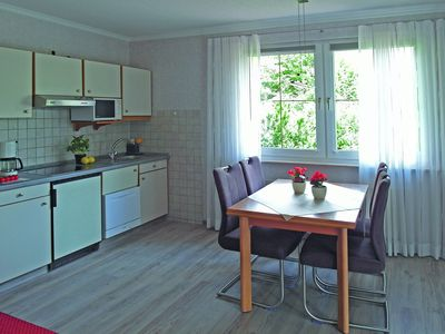 Photo for Peaceful Apartment in Schwalefeld with Garden