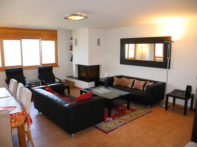 Photo for Apartment 4 rooms, 4* for 8 people located 800 m from the cable car in a calm and sunny environment,