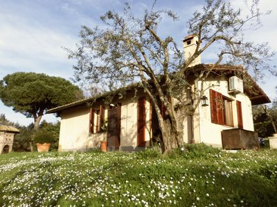 "Photo for ""Villino La Voliera"" - Lovely Country House in a Golf Course Setting"