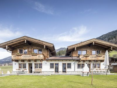 Photo for Fantastic chalet in a quiet location on the outskirts of Hart bei Fügen-Chalet 2