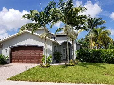 Photo for Welcome to the 4 Palms of Naples, a 3/2 single family home with hot tub & pool.
