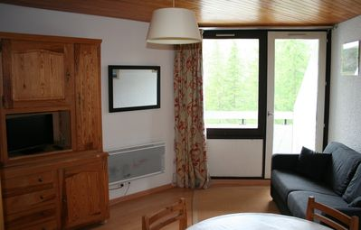Photo for Studio + Parking - Vars les Claux - On the slopes - 2 to 4 people