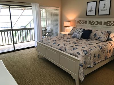 Photo for Sawgrass Country Club overlooking pond and short walk to beach