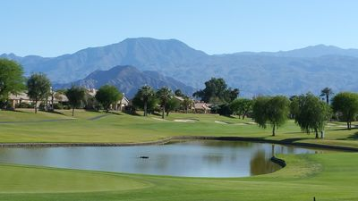 Photo for Newly Remodeled Golf Course Home-South Facing Lake & Mountain Views-New Pool/Spa