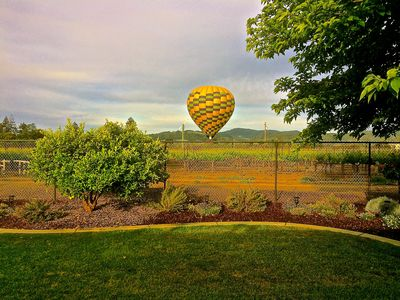Photo for Vineyard Views in the Heart of the Napa Valley
