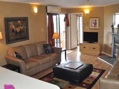 Photo for Ski Out At Winterplace near Beckley, WV; with Gorgeous Views (sleeps 10)