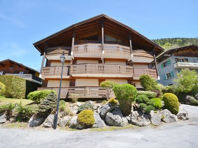 Photo for Apartment for 4 people, with balcony to the east, in Morzine