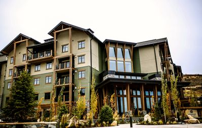 Wyndham Park City Resort Exterior -- 86 Units Total