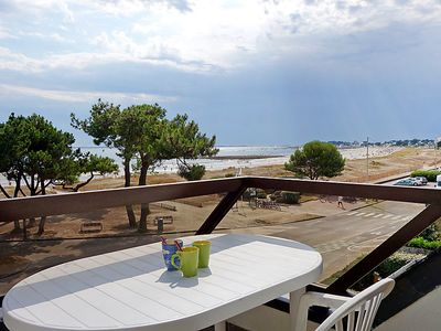 Photo for One bedroom Apartment, sleeps 4 in Carnac with WiFi