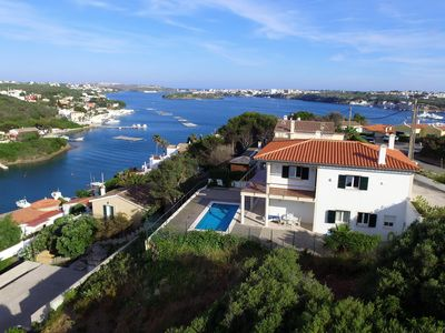 Photo for Villa  Tarro  Port of  MAHON  House with garden