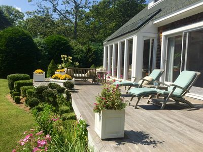 Photo for Sleeps 12, Pool Table, Fire Pit, 10 min to Oak Bluffs or Edgartown