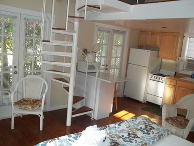 Photo for Duval Cabin: 1 BR 1 Lofted Bedroom W/ Parking Just Steps From Duval Street