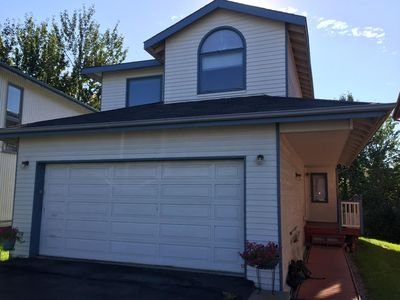 Photo for Beautiful Family-Friendly 1600 sq. ft House in South Anchorage!