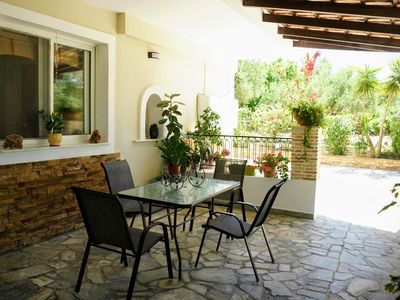 """Photo for """"Petros Garden House""""  Sunny and Comfortable  2 Bedroom House with  Big Garden g"""