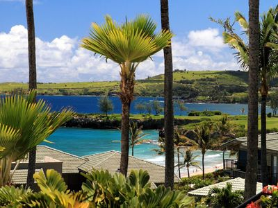 Photo for Kapalua Bay Villa Sweeping Ocean Views!