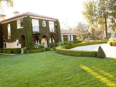 Photo for Italian Villa located between Santa Barbara and Los Angeles