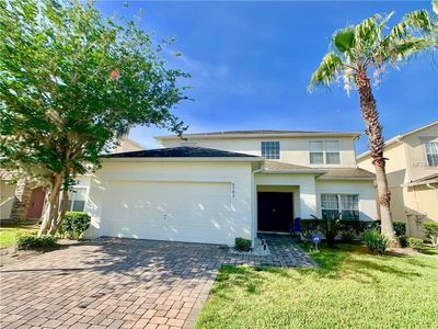 Photo for South Facing Spacious 5BR, 3.5BA Villa w/ 2 Living Areas, Screened-In Pool & Spa (4781)