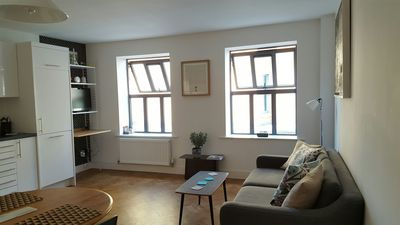 Photo for NEW cosy 1 Bed Apartment moments from Waterloo and Southwark