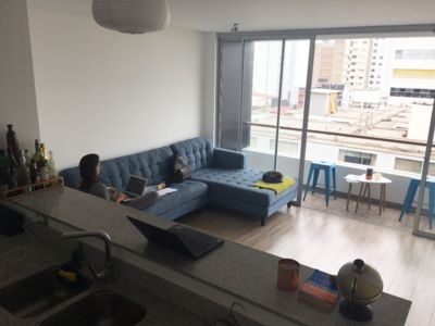 Photo for Cool Apartment close to Waterfront - Coolest neighbourhood in Miraflores.
