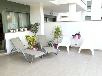 Photo for 2BR Apartment Vacation Rental in Almería