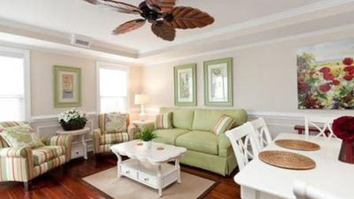 Photo for beautiful condo with pool, 3 minute walk to ocean on south beach great location