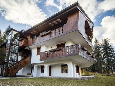 Photo for Flat in a prestigious area in super panoramic Cortina