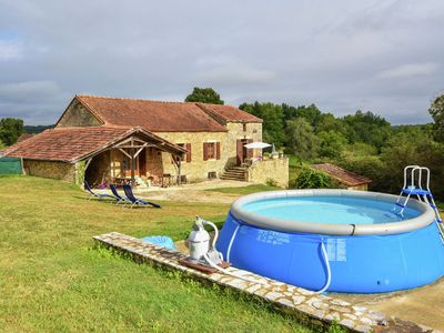 Photo for Heavenly holiday home with swimming pool and large garden.