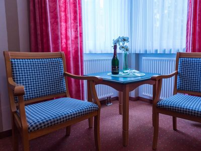 Photo for Double room PK 04-13 - c) Pension Maiglöckchen (Double room incl. Breakfast)