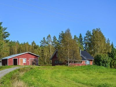 Photo for Vacation home Oriaho in Iisalmi - 14 persons, 4 bedrooms