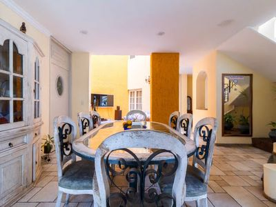 Photo for Casa Zula: Delightful House In Tlaquepaque, family and pet friendly!