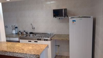 Photo for Pasárgada Flat, just cross the avenue and you will be in the beautiful Coast Beach