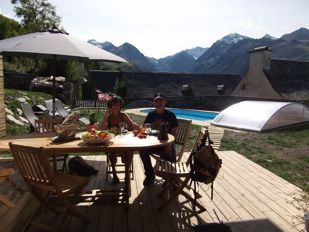 House accommodation rental cottages Pyrenees Loudenvielle ... - 905238