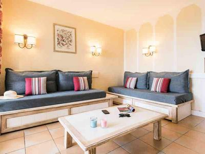 Photo for Pierre & Vacances Residence Le Domaine de Bordaberry - 3/4 Room Apartment 8/9 Standard People
