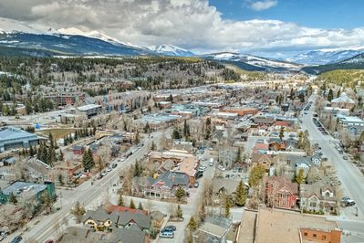 The cozy unit is centrally located right by Breckenridge's bustling Main Street!