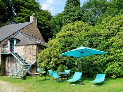 Photo for 1BR Villa Vacation Rental in Kertanguy, Brittany