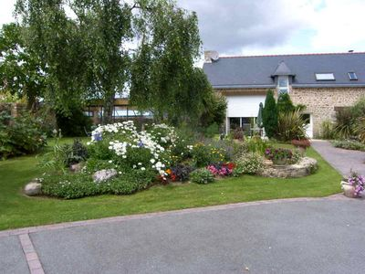 Photo for 2BR House Vacation Rental in Brech, Bretagne