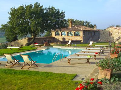 Photo for Villa delle Fontane Amazing place for your holiday