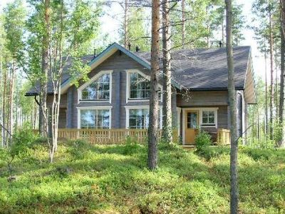 Photo for Vacation home Karikko in Lestijärvi - 10 persons, 4 bedrooms