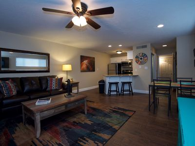 "Photo for ""Condo Du Jour!""  New throughout and King Bed!  $64 nightly through 9/14/18"